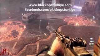 Black Ops 2 * Zombies #2 * Türkçe * Survival Mode - Green Run