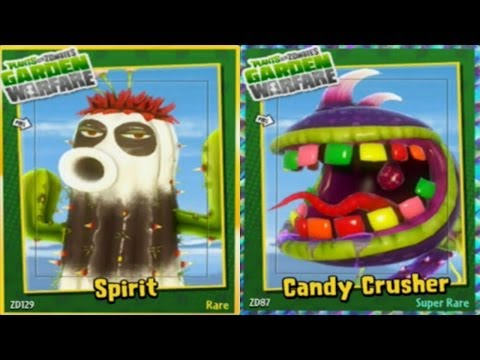 Plants vs. Zombies: Garden Warfare - Zomboss Down Pack - New items ($350.000 coins)