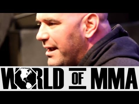 Dana White Discusses One of the Difficulties of the Fox Deal for the UFC | World of MMA