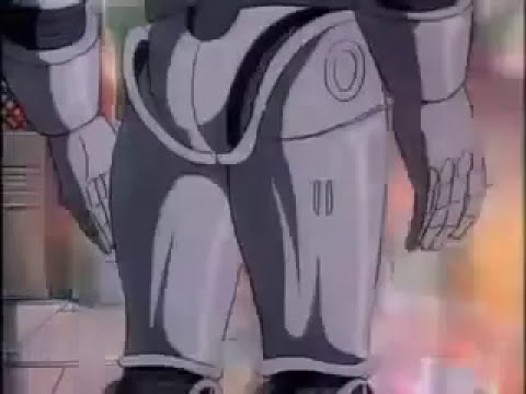 ROBOCOP Cartoon Intro