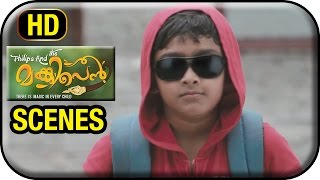 Philips and The Monkey Pen - Philips and the Monkey Pen Malayalam Movie | Master Sanoop Santhosh | in Joy Mathew's House | HD