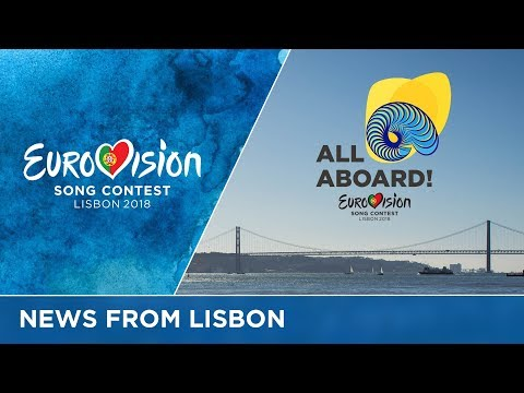 Eurovision Song Contest 2018: Participating countries, logo and slogan revealed!