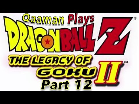 Qaaman Plays DBZ Legacy Of Goku 2 : Part 12 ( Moving Dinosaur Eggs)