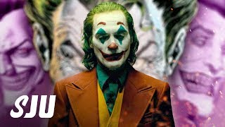 The Joker Movie Leaves Comics Behind! | SJU