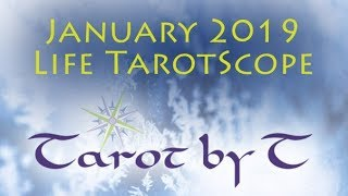 Virgo January 2019 Life TarotScope—Unexpected opportunities, choose wisely!