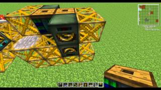 Jak postavit letadlo / UFO - Minecraft tekkit tutorial w/ Smokedealer