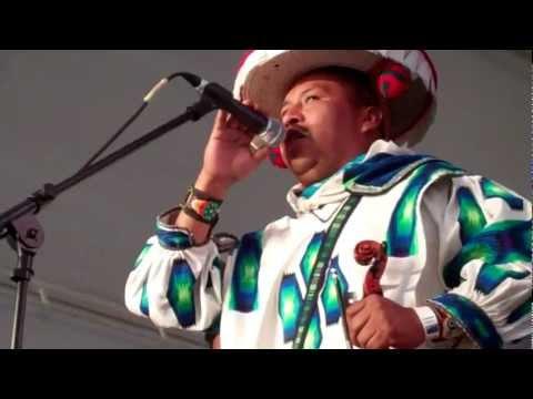 VENADO AZUL Vive Latino 2012 / Cusinela
