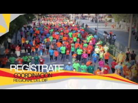 Participa en la Carrera Actívate Coahuila Infantil en Monclova