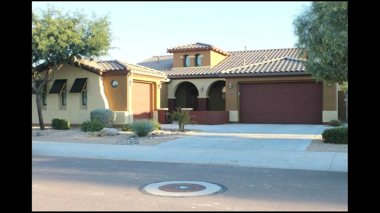 Palm Valley Basement Pool Home For Sale W 5 Beds In
