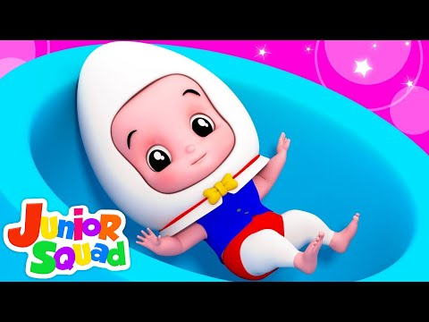 Humpty Dumpty Sat On A Wall | Nursery Rhymes For Children | Baby Songs For Kids