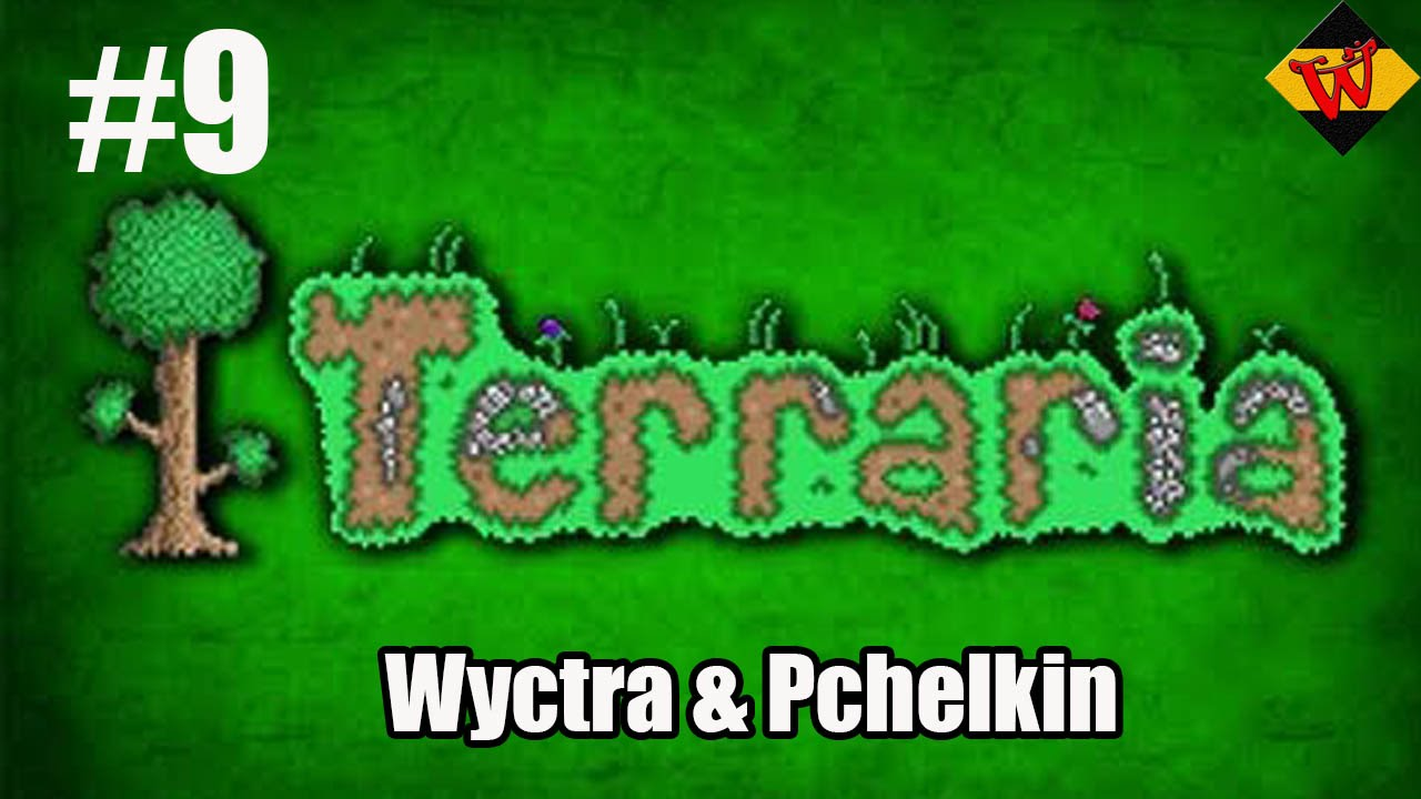 Terraria #1 - Мы люди с севера! ОХРННИК захотел ПОСМОТРЕТЬ рюкзак НО НЕ ТУ