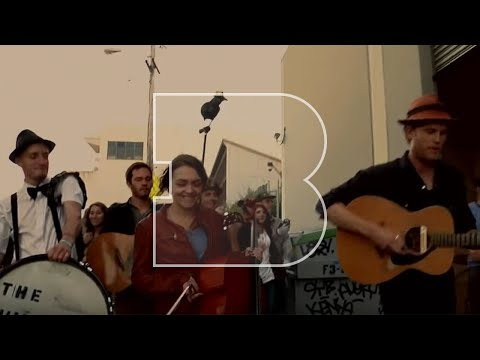 The Lumineers | Ho Hey and Big Parade | A Take Away Show |