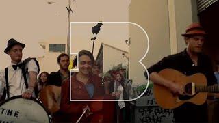 The Lumineers | Ho Hey and Big Parade | A Take Away Show |