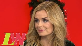 Katherine Jenkins Addresses Feud With Alfie Boe Loose Women