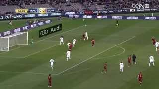 (Full Match) Part 1 AS Roma vs Real Madrid ( 2015 International Championship Cup 18-7-2015)