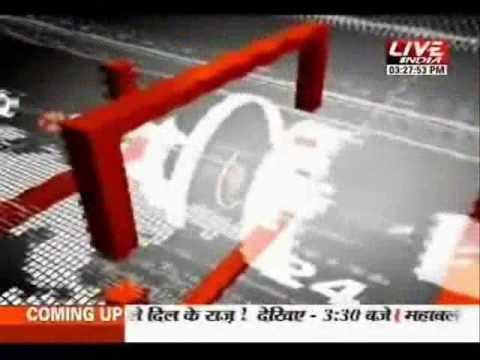 Live India Hindi News Channel