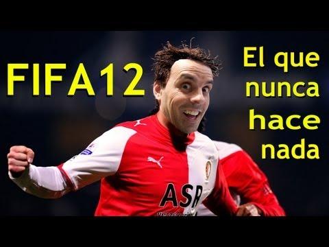 FIFA 12 – Rocco Zelig, el que nunca hace nada…