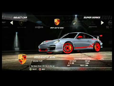 NFS Hot Pursuit - All Cars (Including DLC)
