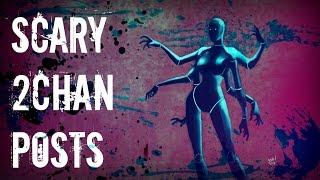 2 Deeply Disturbing 2CHAN Story Posts