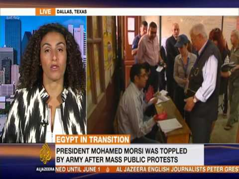 Analysis of 2014 Egypt Presidential Elections (Professor Sahar Aziz)