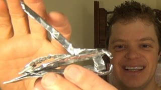 Fold An Origami Nail Clipper! By Jeremy Shafer