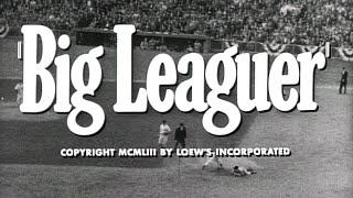 Big Leaguer (1953) - Official Trailer