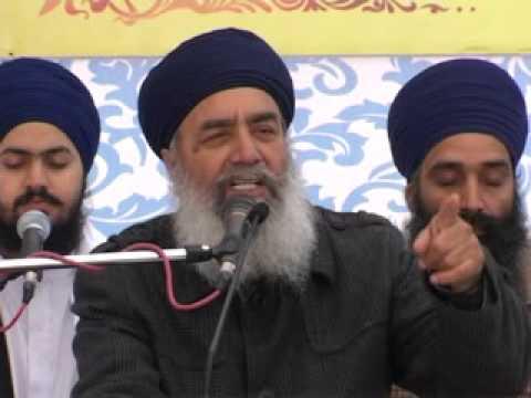 Sant Baba Gurdial Singh Ji Tande Wale(divan 07.01.13  Mullanpur Dakha) Part 2 video