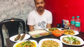 HELLO, Delhi—BROTHERS AND SISTERs NORTHEAST CUISINE ( haowe yam) vlog 22