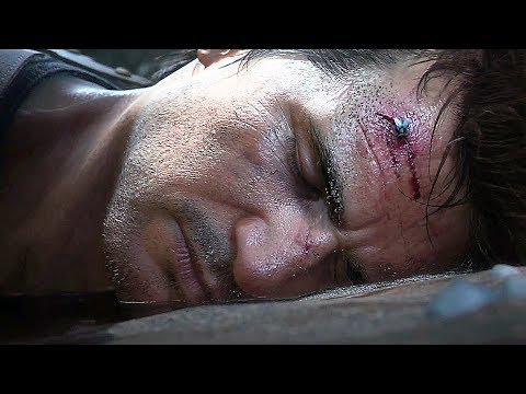 UNCHARTED 4 Full Movie All Cutscenes
