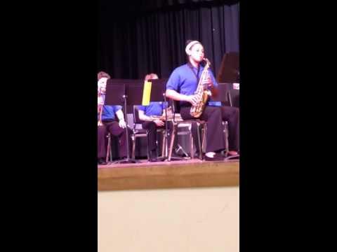 Emily band. Fernandina Beach Middle School