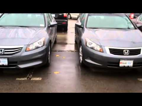 2010 Honda Accord Vs 2011 Honda Accord Ken Garff Honda
