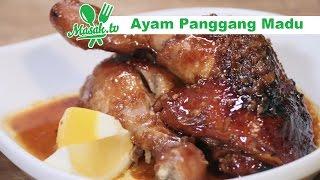 Ayam Panggang Madu | Resep #344