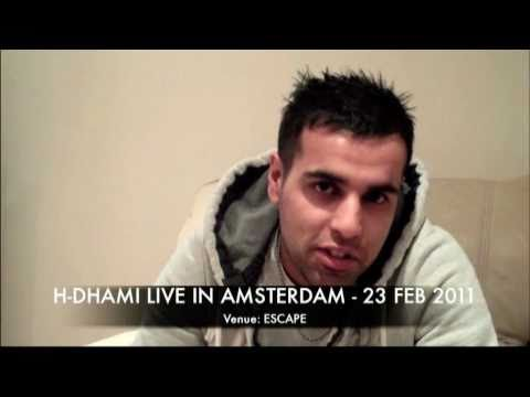H-dhami - So Fucking Hindi 23 Feb 2011 - Shoutout video