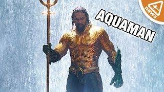 How the New Aquaman Trailer Kills the Snyder DCEU! (Nerdist News w/ Amy Vorpahl)