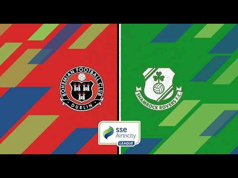 GW1: Bohemians 0-1 Shamrock Rovers
