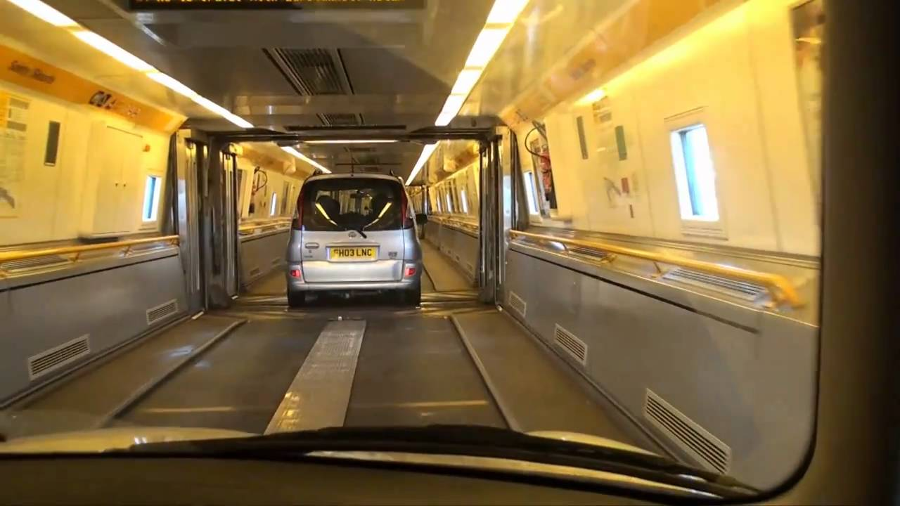 How To Get To Dover From London By Car