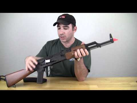 Cybergun Kalashnikov AKM AEG Airsoft Gun Review