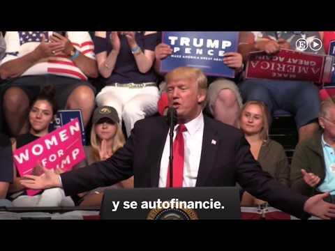 Trump quiere que el muro con México sea un panel solar | Internacional