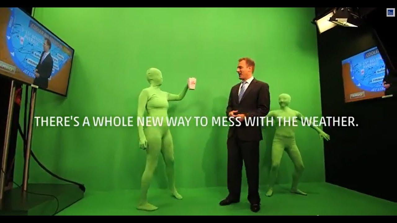 Alex Wilson Weather Channel