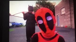 DEADPOOL VS BATMAN REMATCH