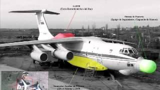 Beriev A-60 Laser Aerotransportado (Breves Noticias)