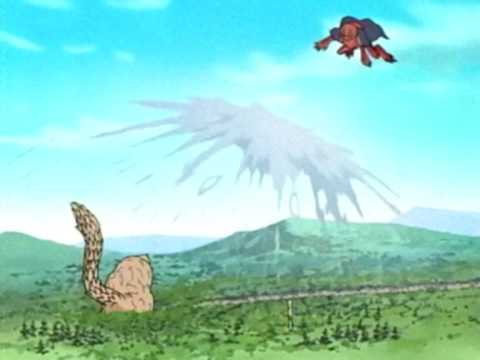 Until Now There Are Five Known Bijuu (Tailed-Beasts) In The Anime And Manga.
