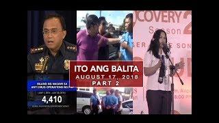 UNTV: Ito Ang Balita (August 17, 2018) PART 2