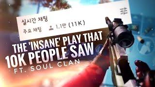 [PUBG MOBILE] It's Solo-Squad All Over Again 😭 | Intense Match with Mortal & Soul Clan (24 KILL)