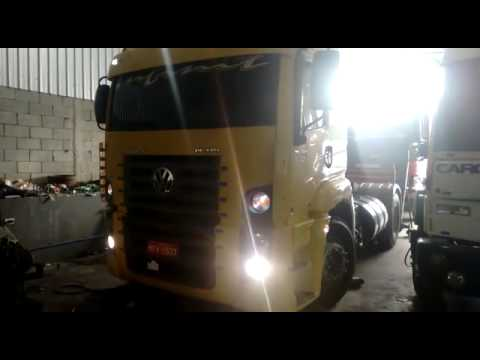 1º Constellation com motor de Scania JOINVILLE-SC