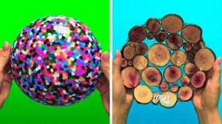 24 DIY CREATIVE BOWLS FOR YOUR TASTE