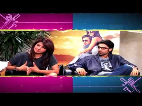 Ranbir & Priyanka At The Talk Show Of Anjaana Anjaani  - Part 2