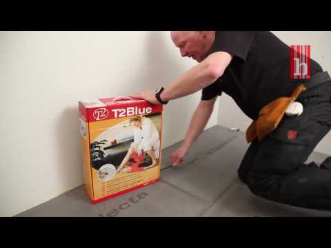 Bygghemma.se - Golvvärme T2-Blå Tyco Thermal Controls