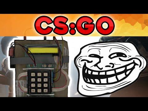 CINEVA face TROLL - Counter-Strike: Global Offensive - CS:GO !