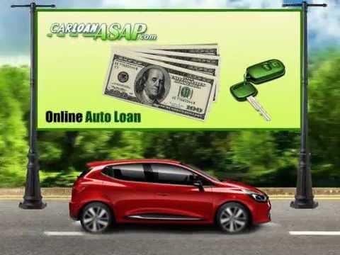 Car Loan Request Online